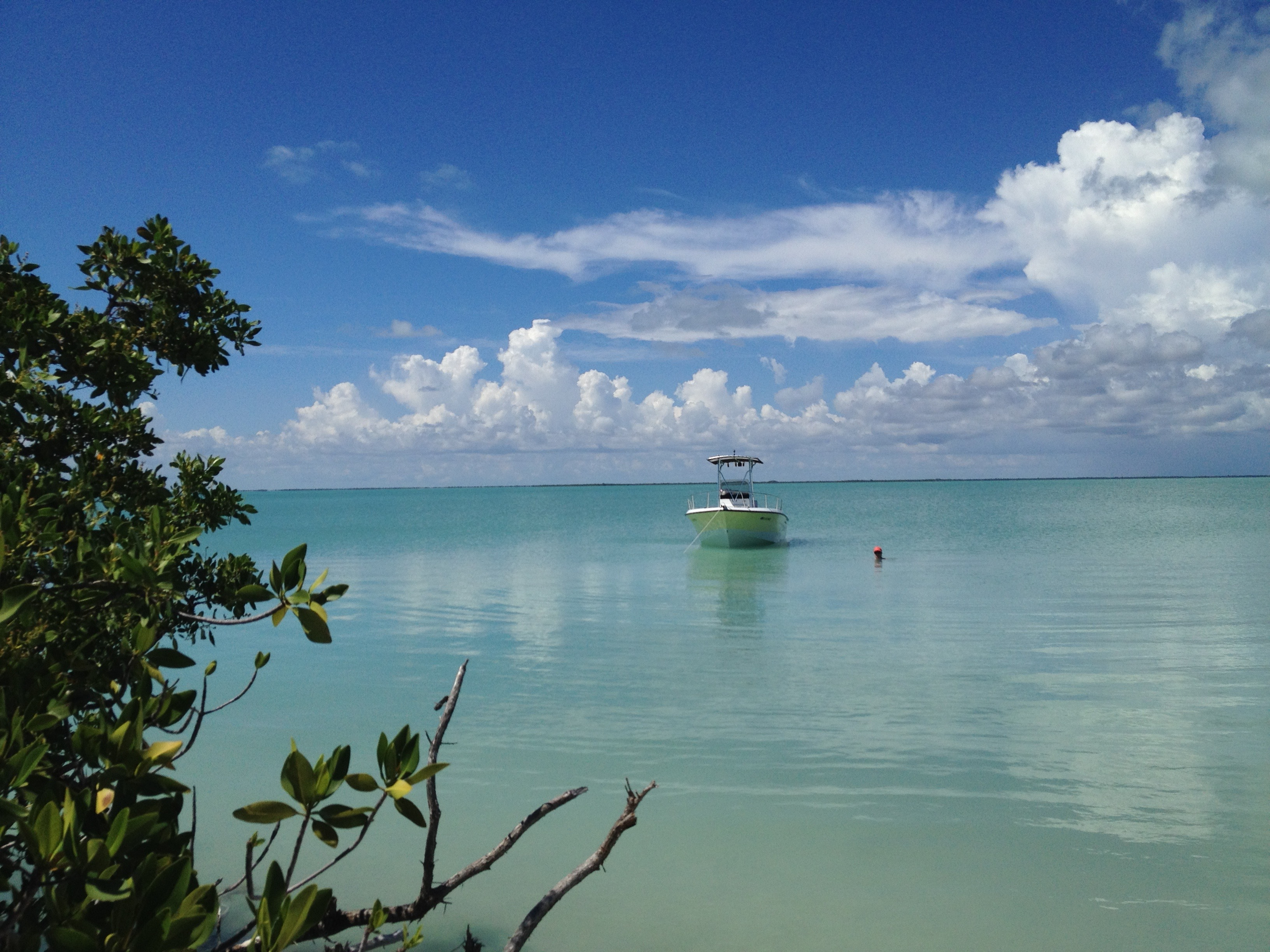Key Largo in the Florida Keys